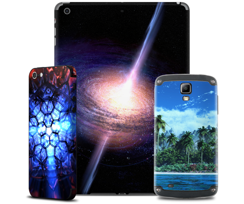 Customized Digital Blasphemy Skins + Cases