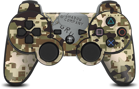 Customized Controller Skin