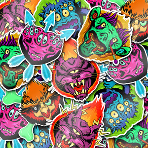 Sticker-Camo-Monster-Set-1