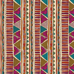 Ethnic-stripes